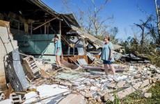 Mỹ khẩn trương hoạt động cứu hộ và khắc phục hậu quả bão Michael