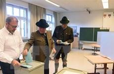 Đảng CSU của Đức có nguy cơ mất đa số tuyệt đối tại bang Bayern