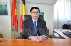 Việt Nam thúc đẩy quan hệ hợp tác toàn diện với châu Âu