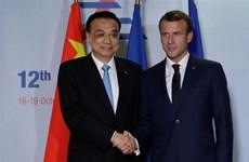 ASEM 12: Pháp và Trung Quốc tăng cường hợp tác song phương