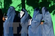 Afghanistan kéo dài thời gian bầu cử quốc hội thêm một ngày