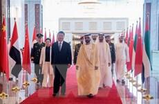 Trung Quốc đang can dự nhiều hơn ở khu vực Trung Đông