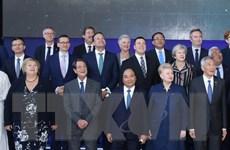 Hội nghị Cấp cao Á Âu lần thứ 12 tại Bỉ thành công tốt đẹp