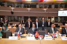 Cột mốc mới trong quan hệ với đối tác châu Âu, mở cánh cửa ký EVFTA