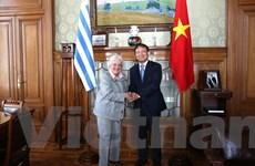 Uruguay đánh giá cao quan hệ hữu nghị và hợp tác với Việt Nam