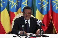 Quốc hội Ethiopia chấp thuận đơn từ chức của Tổng thống Teshome