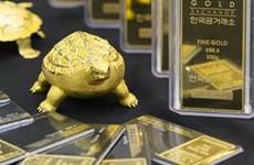 Đồng USD tăng chi phối thị trường vàng trên thế giới đi xuống