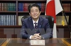Thủ tướng Shinzo Abe mong Chủ tịch Trung Quốc thăm Nhật Bản