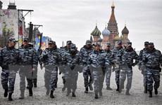 An ninh Nga chặn đứng âm mưu IS tấn công khủng bố tại Moskva