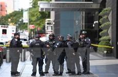 Bắt giữ đối tượng nghi gửi bưu kiện chứa bom đến cựu Tổng thống Mỹ