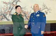 Hợp tác quốc phòng luôn là trụ cột quan trọng trong quan hệ Việt-Trung