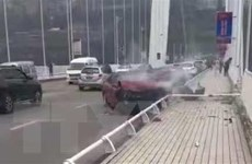 Tai nạn trên cầu qua sông Dương Tử: Vẫn còn nhiều người mất tích