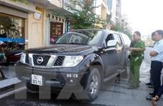 Điều tra vụ đập cửa kính ôtô lấy trộm 3,5 tỷ đồng trước ngân hàng