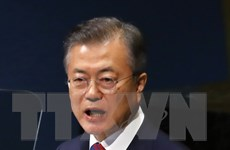 Tổng thống Hàn Quốc kêu gọi Quốc hội thông qua việc tăng ngân sách