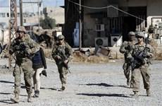 Mỹ và Thổ Nhĩ Kỳ bắt đầu tuần tra chung quanh thị trấn miền Bắc Syria