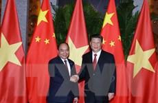 Việt-Trung không ngừng củng cố quan hệ chính trị, ngoại giao, kinh tế