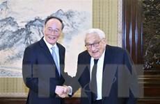 Giới chức Trung Quốc nhấn mạnh Trung-Mỹ cần giải quyết bất đồng