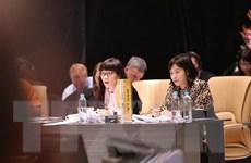 Việt Nam tham dự Hội nghị tổng kết các quan chức cao cấp APEC