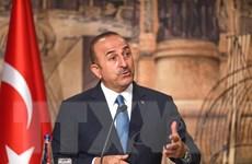 Ngoại trưởng Thổ Nhĩ Kỳ yêu cầu Mỹ ngừng hậu thuẫn cho YPG