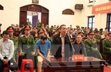 240 tháng tù cho 6 bị cáo giữ người trái pháp luật và gây rối trật tự
