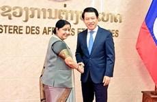Ấn Độ và Lào đề ra lộ trình tăng cường quan hệ song phương