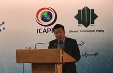 Việt Nam dự Cuộc gặp quốc tế các đảng Cộng sản và công nhân lần thứ 20