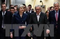 Ủy ban châu Âu kêu gọi Quốc hội Anh thông qua thỏa thuận Brexit