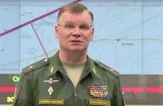 Nga xác nhận không kích phiến quân đứng sau vụ tấn công tại Aleppo