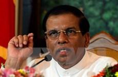 Tổng thống Sri Lanka: Không tái bổ nhiệm Thủ tướng bị cách chức