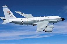 Máy bay do thám Mỹ tiến vào Biển Đen giữa lúc căng thẳng Nga-Ukraine