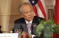 Xung đột thương mại Mỹ-Trung đe dọa đổ vỡ thị trường toàn cầu