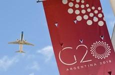G20 kỳ vọng tạo cơ hội giải quyết hàng loạt vấn đề quốc tế quan trọng