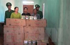 Quảng Trị: Liên tiếp bắt giữ 2 vụ vận chuyển pháo lậu