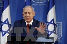 Thủ tướng Israel Benjamin Netanyahu bác cáo buộc nhận hối lộ