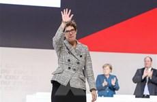 Chủ tịch CDU Kramp-Karrenbauer - tiếp nối để vượt qua khủng hoảng