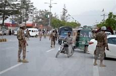 Pakistan bắt 5 đối tượng lên kế hoạch tấn công các cơ quan an ninh
