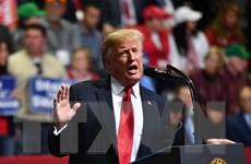 Tổng thống Mỹ Donald Trump chủ trương tăng mạnh chi tiêu quốc phòng
