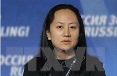 Trung Quốc hoan nghênh mọi nỗ lực giải quyết vụ bà Mạnh Vãn Chu