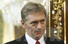 Điện Kremlin bác tuyên bố của Tổng thống Ukraine về vụ Eo biển Kerch