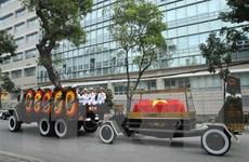 Lời cảm ơn của Ban Tổ chức Lễ tang, gia đình đồng chí Nguyễn Văn Trân
