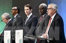 Liên minh châu Âu tìm cách khôi phục quan hệ với châu Phi