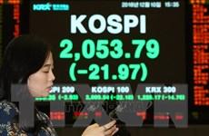 Chứng khoán châu Á rực sắc đỏ sau điều chỉnh lãi suất của Fed