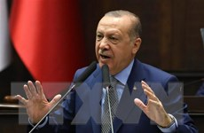 Thổ Nhĩ Kỳ tuyên bố 'quét sạch lực lượng người Kurd và IS khỏi Syria'