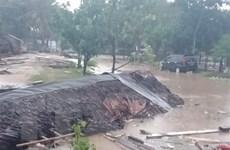 Sóng thần ở Indonesia: Công tác cứu hộ gặp nhiều khó khăn