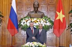 Việt Nam-Nga luôn kề vai, sát cánh ủng hộ nhau trong mọi hoàn cảnh