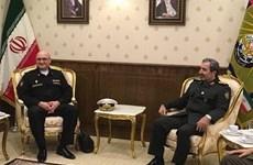 Nga và Iran soạn thảo chương trình hợp tác quân sự năm 2019