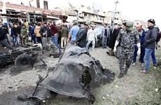 Đánh bom tại thành phố từng là thành trì của Nhà nước Hồi giáo ở Iraq