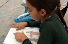"""""""Chuyến xe hy vọng"""" dành cho các trẻ em tại thủ đô Baghdad"""