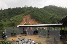 Vụ sạt lở núi ở huyện Cam Lâm: Đã tìm thấy thi thể nạn nhân thứ ba