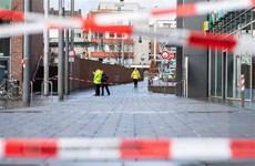 Đức buộc tội nghi phạm lao xe vào đám đông dịp Năm mới